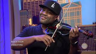 """Classically-trained hip-hop duo Black Violin performs """"Stereotypes"""""""
