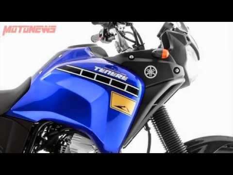 YAMAHA XTZ 250 TENERE 2015 - MOTONEWS