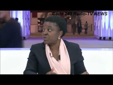 Pas un jour de plus pour Joseph Kabila déclare Cécile Kyenge, Députée Européenne.