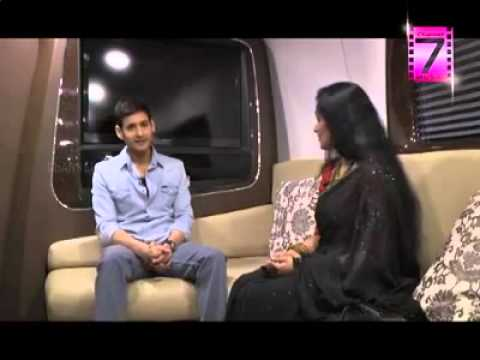 Mahesh Babu Interview For Upcoming Malayalam Movie choodan - Dookudu (telugu) Exclusive video