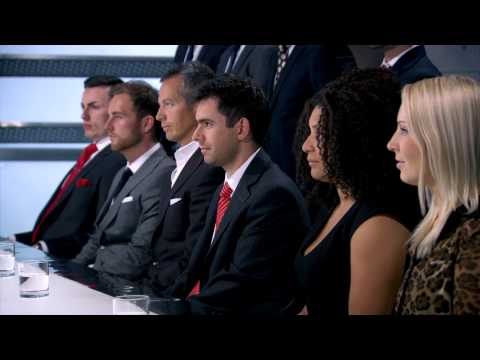 The Apprentice UK Series 9 Episode 1