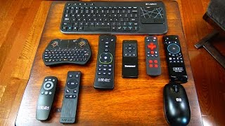 Somecooltech's Top 5 Favorite Remote Controls