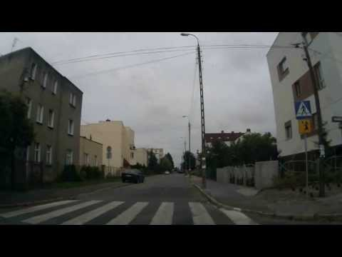 Trasy Egzaminacyjne W Bydgoszczy 1.START-CAR BYDGOSZCZ