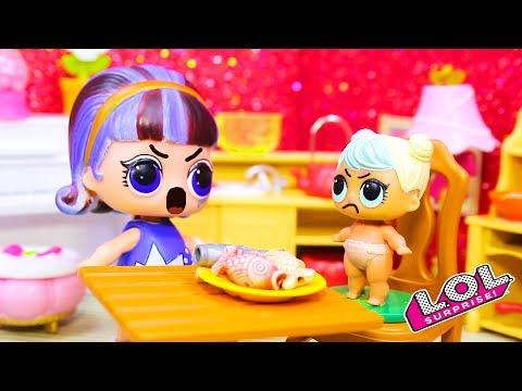 СМЕШНЫЕ МУЛЬТИКИ для ДЕТЕЙ #27 с Куклами ЛОЛ Dolls LOL Surprise
