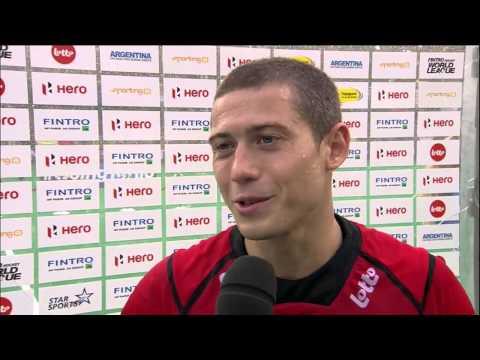 Post Match Interview John-John Dohmen
