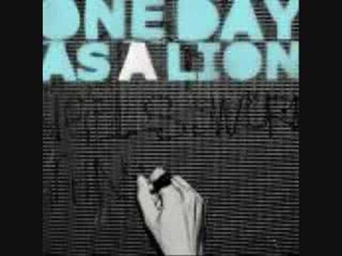 One Day As A Lion - Ocean View