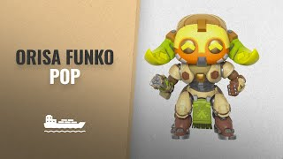 """Overwatch Orisa Funko Pop And Some Of Her Friends!: Funko Pop Games: Overwatch - 6"""" Orisa"""