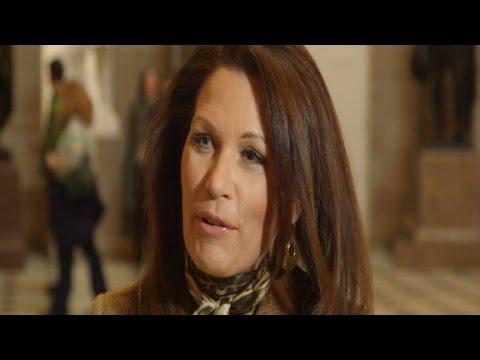 Michele Bachmann, Dana Bash, and ... Macklemore?