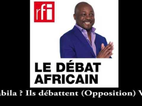 Fin Mandat de Joseph Kabila. Débat entre Kamerhe, Mende, Shadari et Fayulu