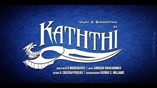 KATHTHI REVIEW - TRAILER ( Exclusive ) OFFICIAL