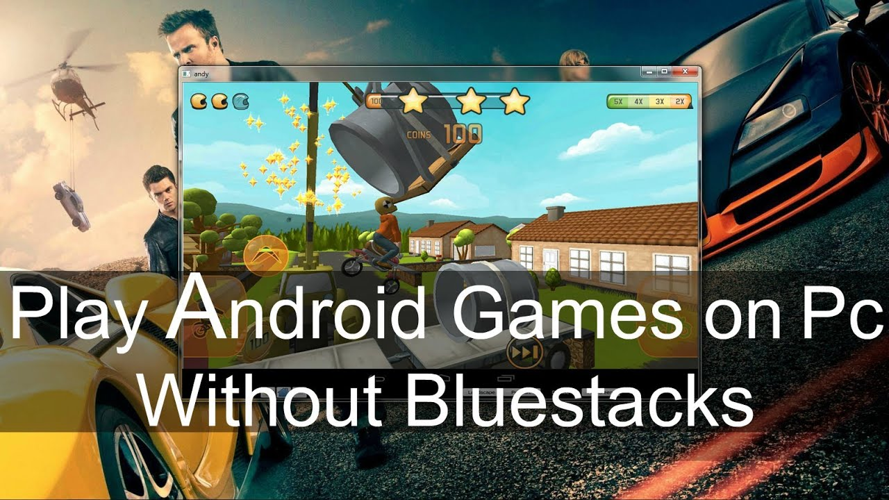 OverDrive app play android apps on pc without bluestacks NX2000 Kit