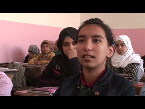 Schools for Syrian Refugee Children in Jordan