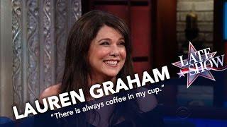 Lauren Graham Is The Gilmore Girls Mythbuster