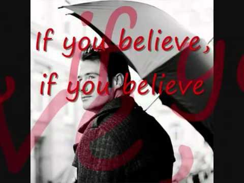 Sasha - If You Belive