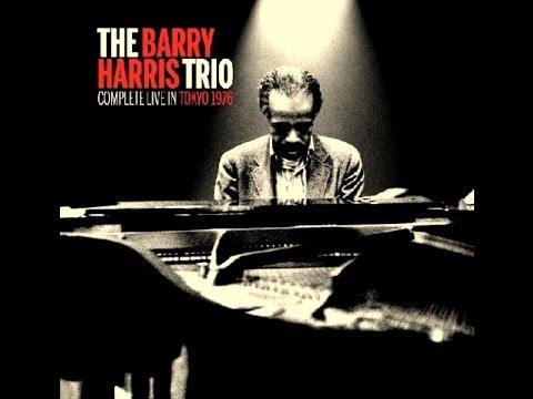 Barry Harris Trio 1976 - Like Someone in Love