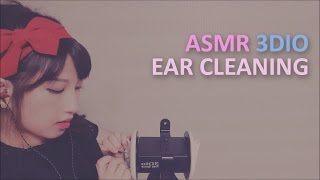 "(ENG SUB)한국어ASMR. 쇠귀이개 귀청소와 수다 ""Metal Earpicks"" Ear Cleaning w/Whispering"