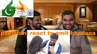 Pakistani Reacts to | New Year Surprise Gift - Amit Bhadana | Reaction CoMpLeX