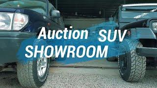 Auction suv jeeps land cruiser RKR market in rawalpindi