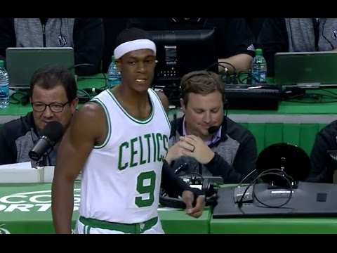 Rajon Rondo 20 pts,9 reb,12 ast vs Oklahoma City Thunder 11/12/2014 - Full Highlights - [HD]