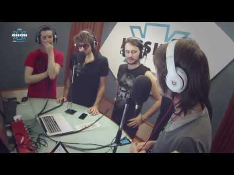 Paolo Nutini - Intervista a Radio Kiss Kiss