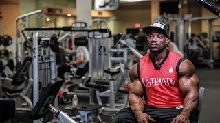 Training Arms | Dexter Jackson, Mike Rashid & Jim Jones