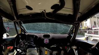 53^ Rally Valli ossolane - camera car Giudici - Fatichi