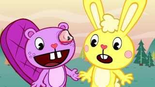 Happy Tree Friends - Camp Pokeneyeout