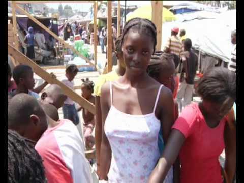 MaximsNewsNetwork: HAITI DISPLACED PEOPLE (UNICEF)