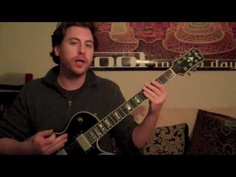 Axe of Creation: Adam Jones Guitar Lesson