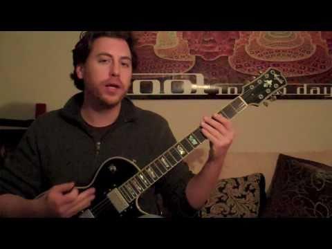 Axe of Creation: Adam Jones Guitar Lesson