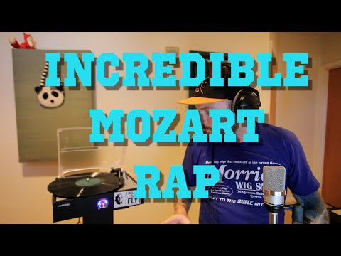 INCREDIBLE MOZART RAP (To inspire teenagers)