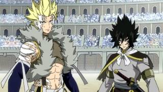Fairy Tail Episode 174 English dub