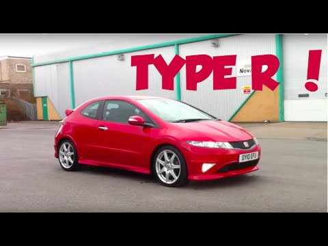 Honda Civic Type R - Review FN2
