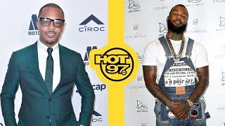 T.I. To Address Comments On Daughter's Virginity + The Game Filled In A Room Of Pregnant Women