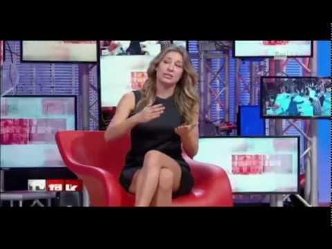Mia Ceran Tv Talk 12 Ottobre 2013