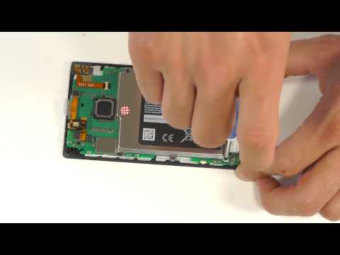 Nokia Lumia 928 Display Assembly (LCD & Touch Screen) Repair Instructions