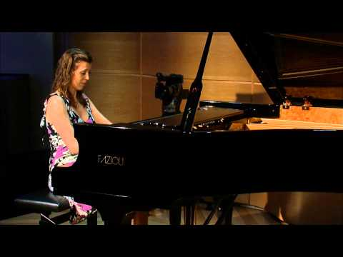 Felix Mendelssohn's Songs without Words, Op  19: No  3, No  4 & No 5 - Pianist Alexandra Joan