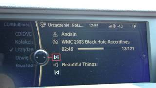 "BMW Z4 sDrive 35is (E89) Hi-Fi Prof.& Bluetooth audio & Interior - Andain ""Beautiful Things"""