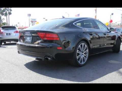 2012 Audi A7 3.0T quattro Premium Plus for sale in HARLINGEN, TX