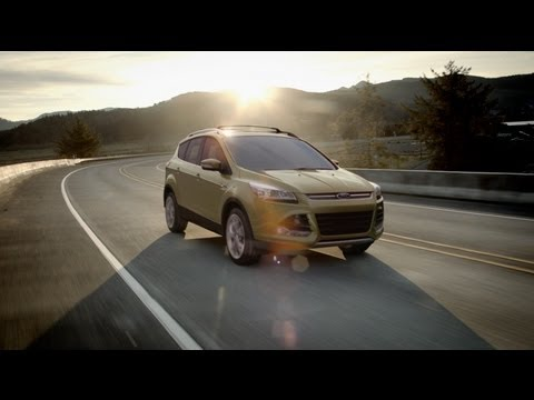 Ford Escape Commercial, Blending CGI and Live Action