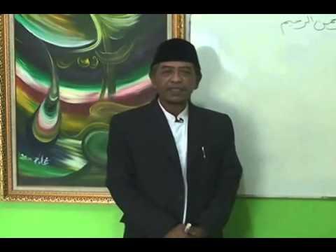 DR KHM Luqman Hakim, MUKADIMAH TASAWUF, Mengapa Umat perlu bertasawuf