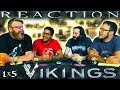 Vikings 1x5 REACTION!!