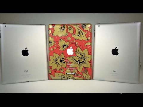 Обзор iPad 4 и сравнение с iPad 3 и iPad 2