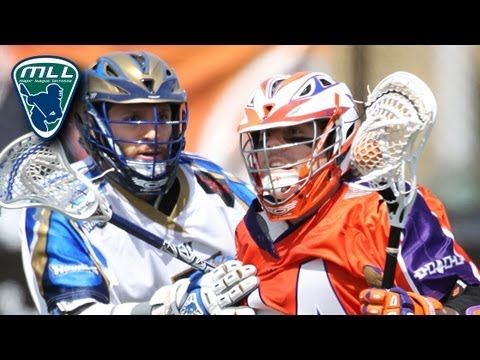 MLL Week 4 Highlights: Charlotte Hounds at Hamilton Nationals