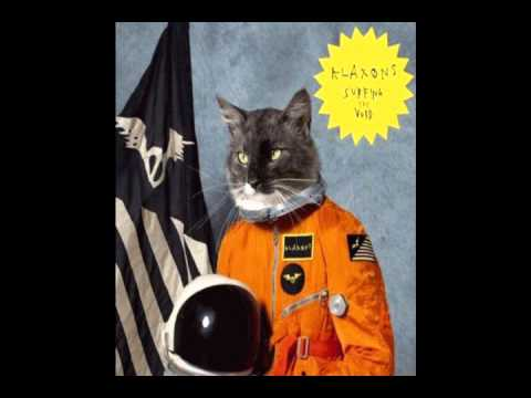 Klaxons - The Same Space