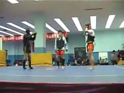 Vietnamfight : Training Wushu Sanshou.flv Image 1