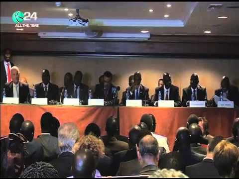 South Sudanese Breakaway Rebel Group Signs Ceasefire Agreement