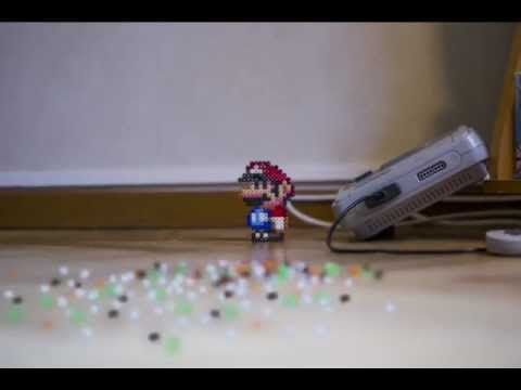 Welcome to Super Mario Beads 3