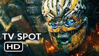 Transformers 5: The Last Knight Extended Super Bowl TV Spot (2017) Mark Wahlberg Action Movie HD