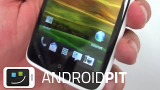 AndroidPIT: Hands-On With The HTC One X